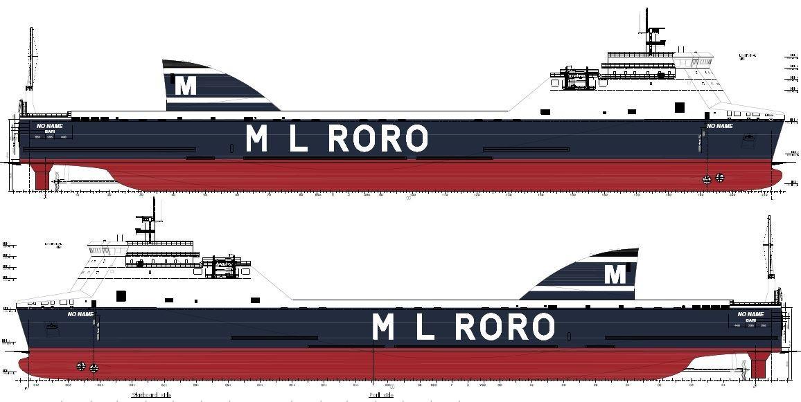 Ro-Ro - Mann Lines
